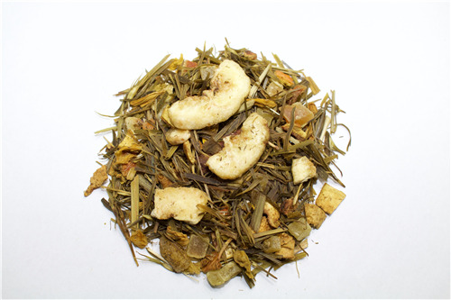 Teameni Bamboo Tropical Orange Lemon Fruit And Herbal Tea Blends