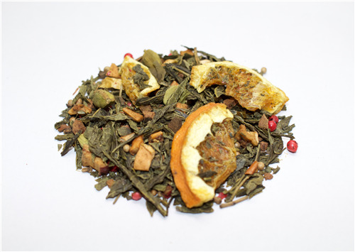 Teameni Green Chai Fruit And Herbal Tea Blends
