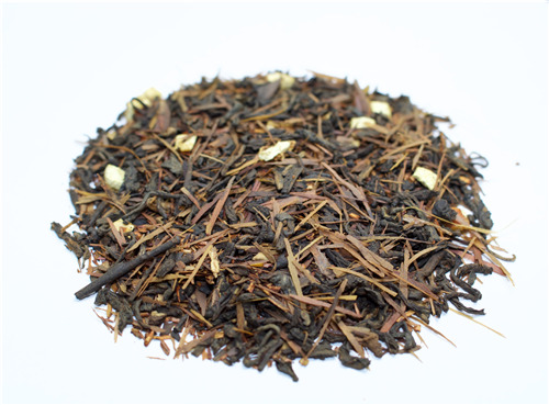 Teameni Orange Pu Erh Royal Fruit And Herbal Tea Blends