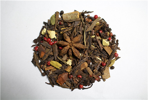 Teameni Sencha Chai Fruit And Herbal Tea Blends