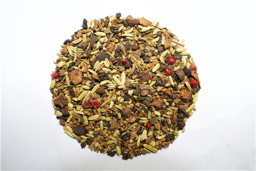 Teameni Shanghai Chai Fruit And Herbal Tea Blends