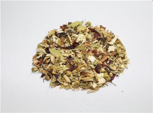 Teameni Strawberry Cream Fruit And Herbal Tea