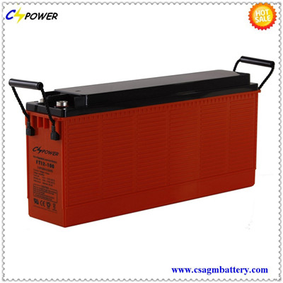 Telecom Battery Front Access Terminal Communication 12v100ah