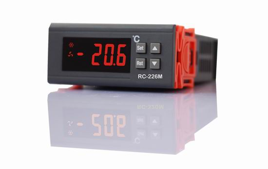 Temperature Controller Rc 226m
