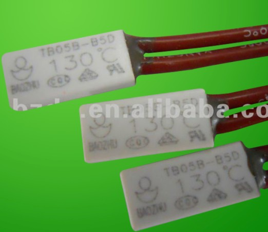 Temperature Switches For Heating Appliances