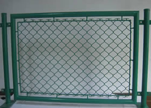Temporary Chain Link Fence Ideal For Emergency Situation