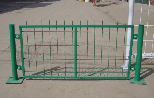 Temporary Fence Netting Welded Wire