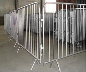 Temporary Fence With Iso And High Quality