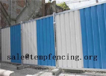 Temporary Hoarding