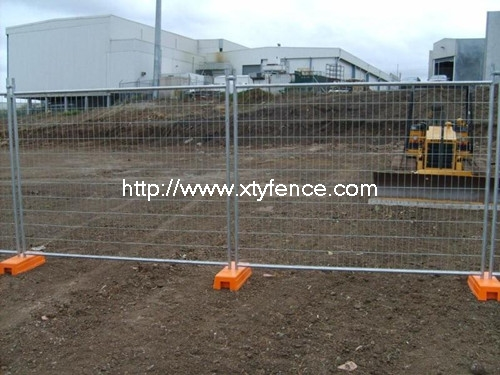 Temporary Wire Fence