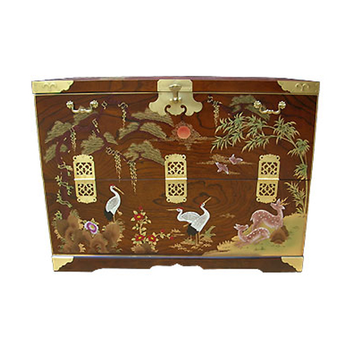Ten Longevity Symbol Chest Made By Korean Best Crafts Workers Since 1970