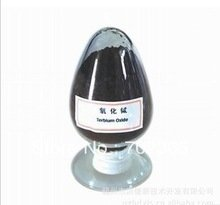 Terbium Oxide Insoluble In Water Moderately Soluble Strong Mineral Acids