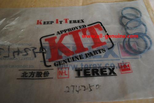 Terex 3305f Dump Truck O Ring 00274250