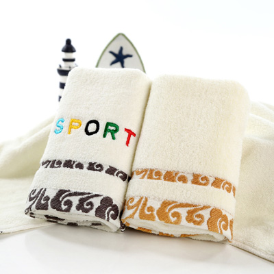 Terry Decorative Towels