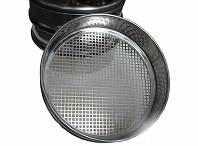 Test Sieves For Analyzing Samples And Particles