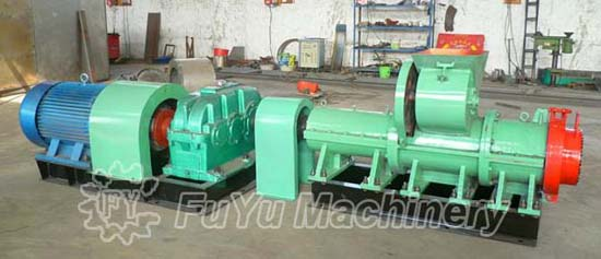 Tf 140 High Capacity Coal Rods Extruder Machine