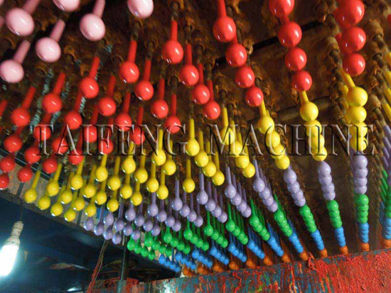Tf Qsx Balloon Producting Machine