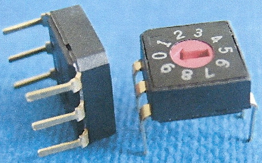 The 4600 Series Micro Dipswitch