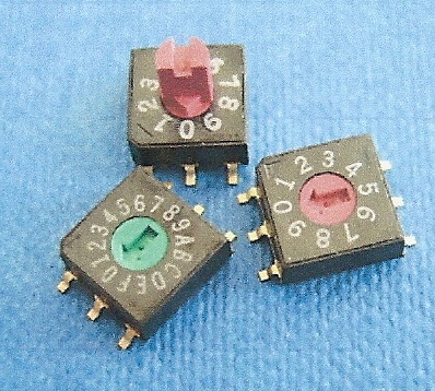 The 4800 Series Micro Dip Switch