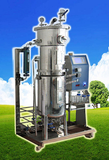The Air Lift Phototroph Bioreactor 5 9