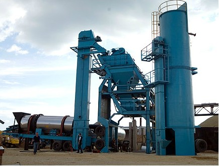 The Capacity Of Qlb Mobile Asphalt Plants Is From 10 Tph To 80