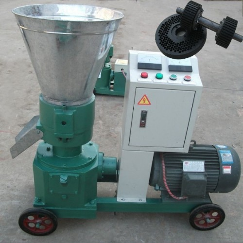 The Cattle Cow Feed Pellet Machine