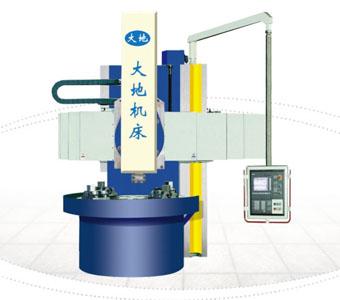 The Ck5120 Cnc Single Column Vertical Lathe