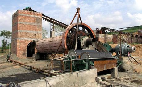 The Equipment Of Batch Ball Mill