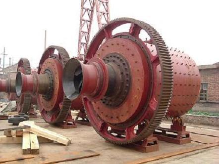 The Equipment Of Chinaware Ball Mill