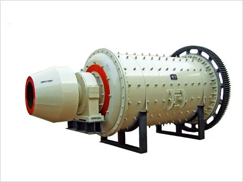 The Equipment Of Dry Ball Mill