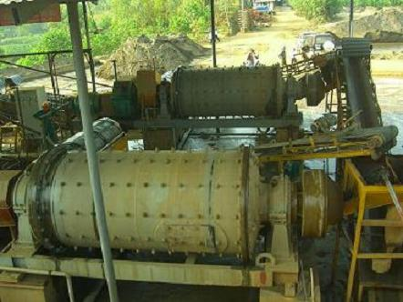 The Equipment Of Grate And Overflow Ball Mill