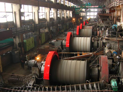 The Equipment Of Intermittent Ball Mill