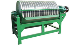 The Equipment Of Magnetic Separator