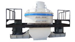 The Equipment Of Sand Making Machine