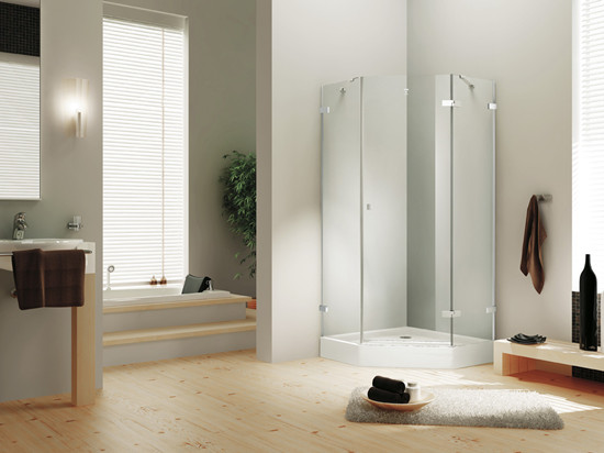 The Global Heat Soaked Toughened Glass Shower Room Beginner Dabbl Sanitary Ware