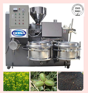 The Introduction Of Hydraulic Oil Press Machine