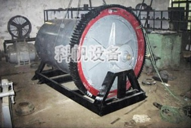 The Introduction Of Intermittence Ball Mill