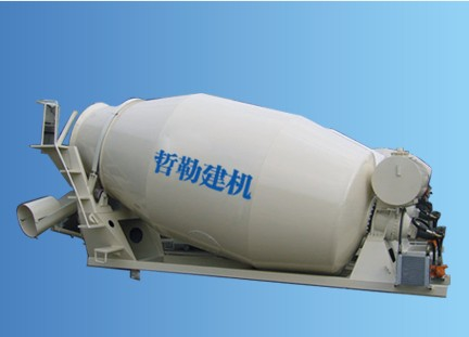 The Latest Concrete Mixing Transport Tank