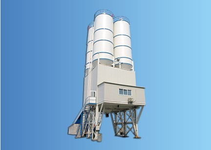 The Latest Hzs Series Of Concrete Mixing Station