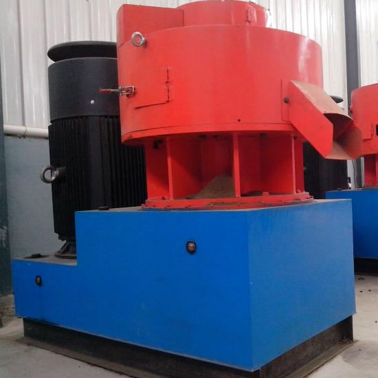 The Latest Wood Pellet Mill Machine