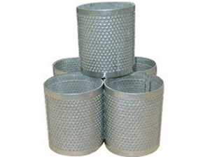 The Multi Layer Sintered Mesh Is Made By Metal Woven Wire Through Special Stromatolithic Pressing An