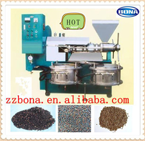 The Sesame Hydraulic Oil Press Machine