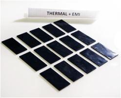 Thermal Conductive Emi Absorber Soft Pad Xk J10