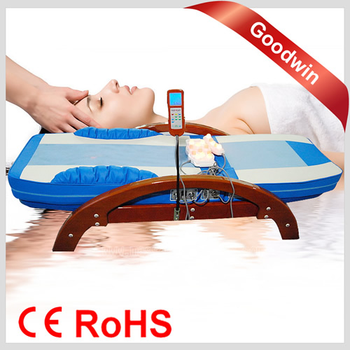Thermal Therapy Jade Roller Massage Bed Gw Jt04