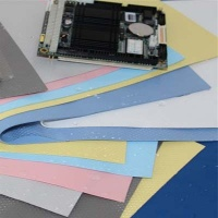 Thermally Conductive Silicone Fiberglass Xk F15 Thermal Interface Materials
