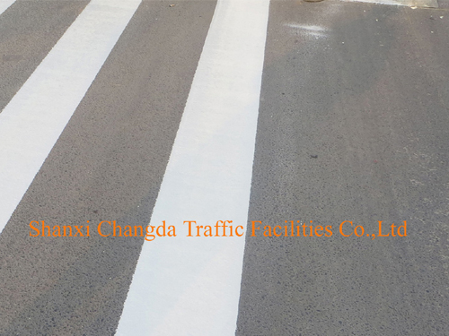 Thermoplastic Screed Road Marking Paint