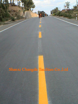 Thermoplastic Spray Road Marking Paint