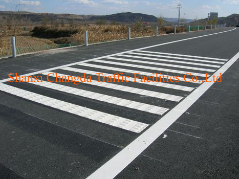 Thermoplastic Vibration Road Marking Paint