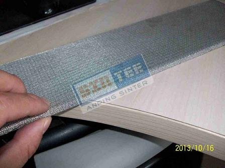 Thick Sintered Wire Mesh