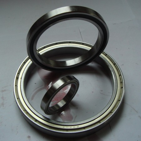 Thin Section Ball Bearings 68 And 69 Series Wall